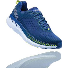 Hoka One One Clifton 5 Running Shoes Herren sodalite blue/mood indigo